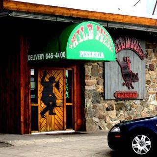 Wild West Pizzeria.