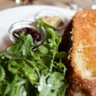 The Spotted Pig: Gourmet Grilled Cheese