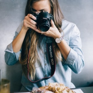 Female Foodie's Food Photography Tips