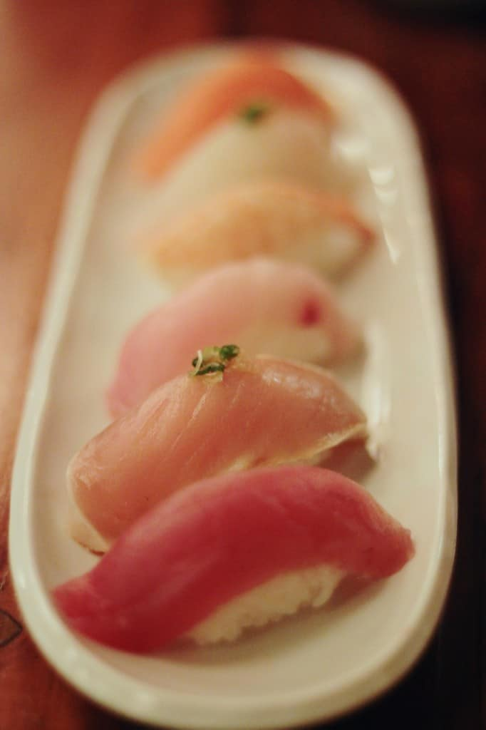Female Foodie: Takashi sushi SLC