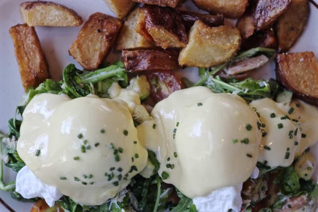 Best Brunch Spots: Hub & Spoke Diner SLC