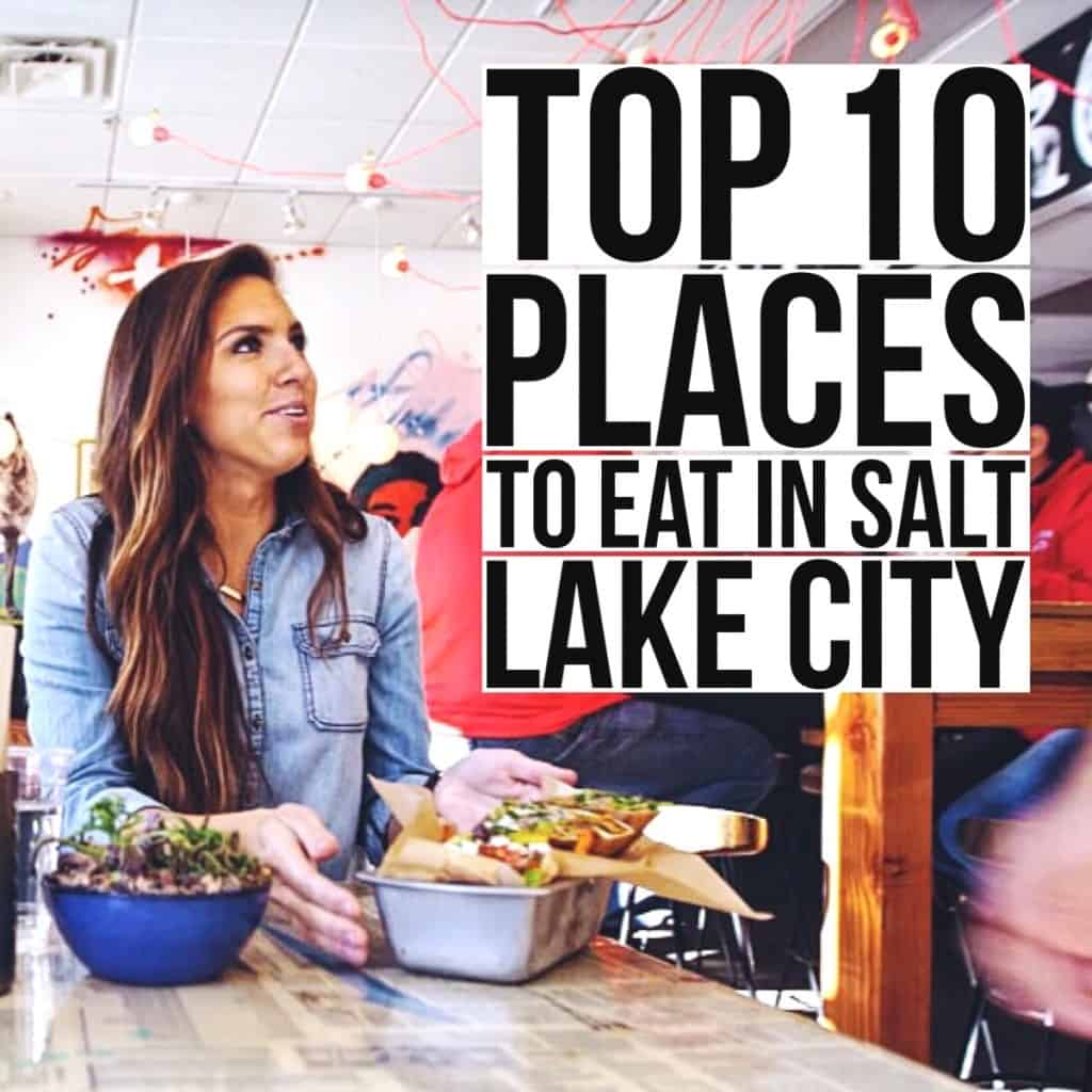 Top 10 Places to Eat in Salt Lake City | femalefoodie.com