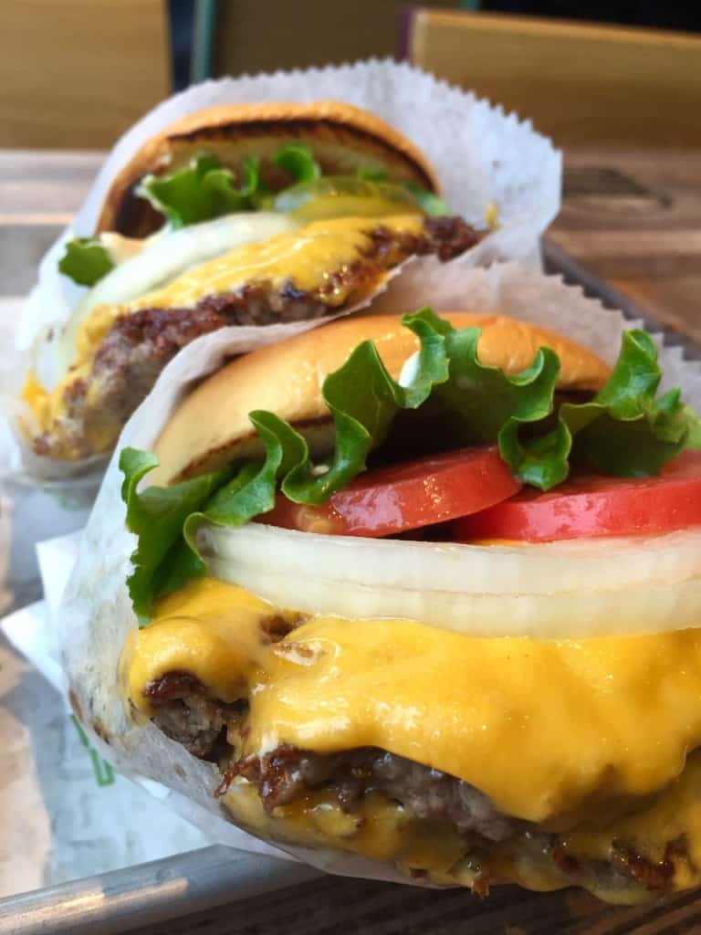 Female Foodie: Shake Shack