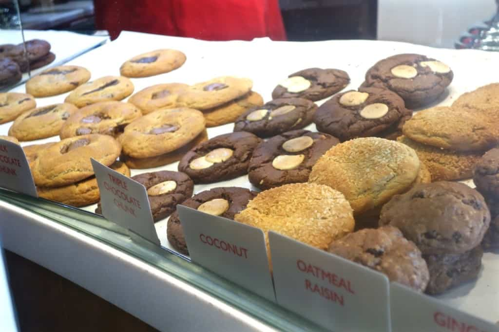 Female Foodie London: Ben's Cookies