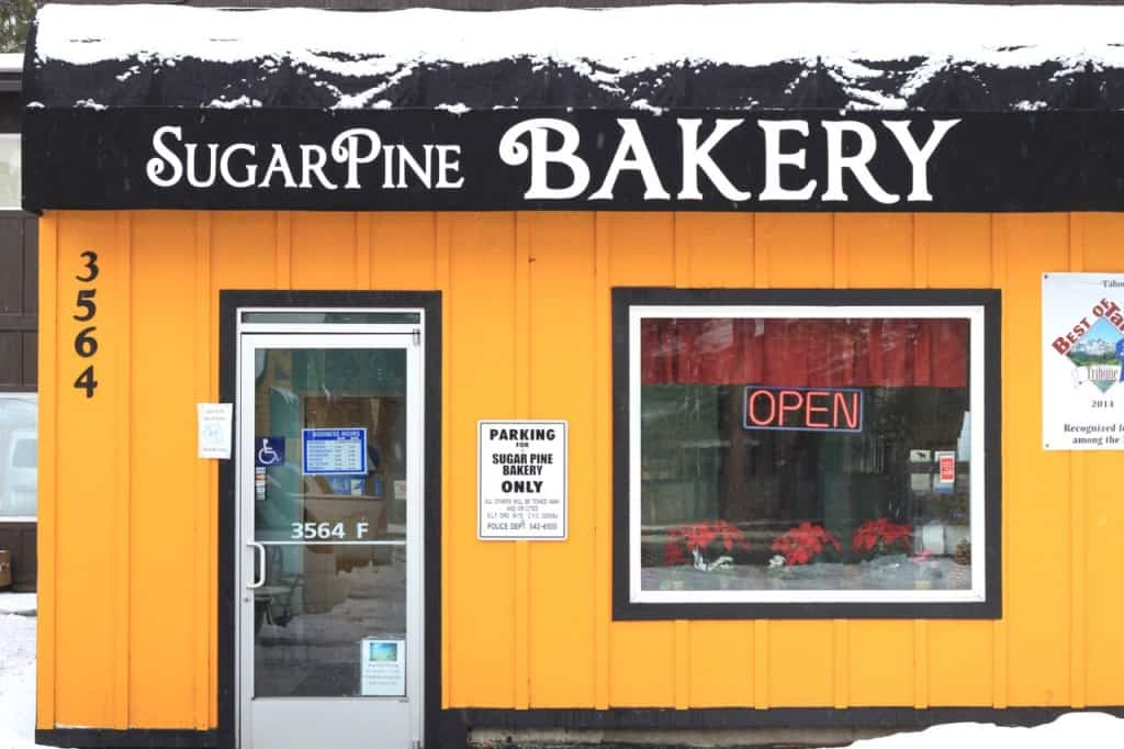 Lake Tahoe: Sugar Pine Bakery