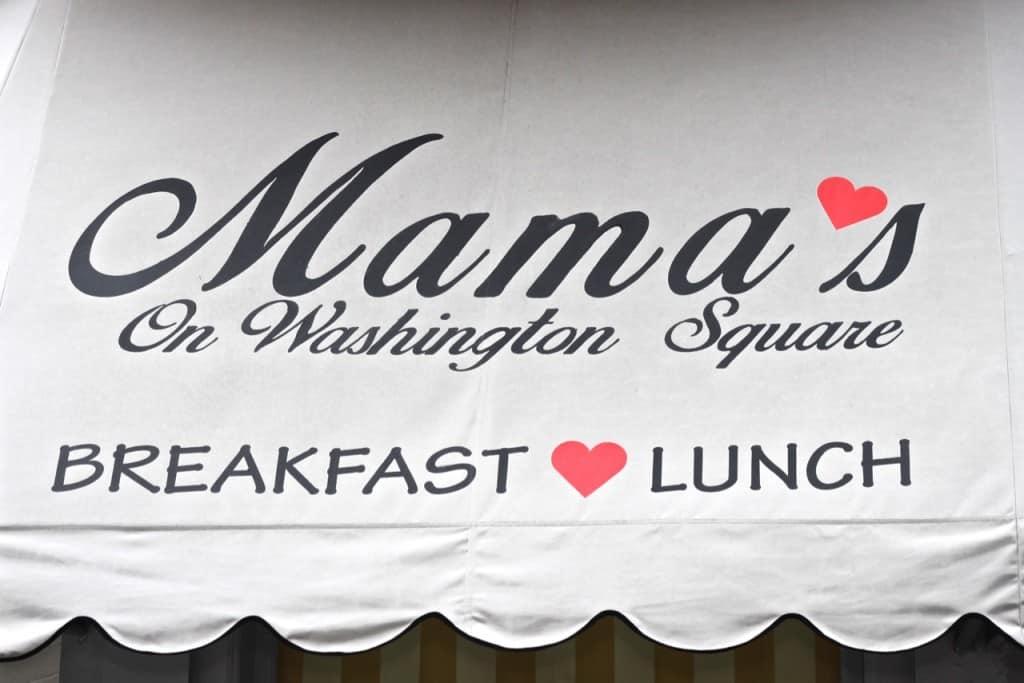 San Francisco: Mama's