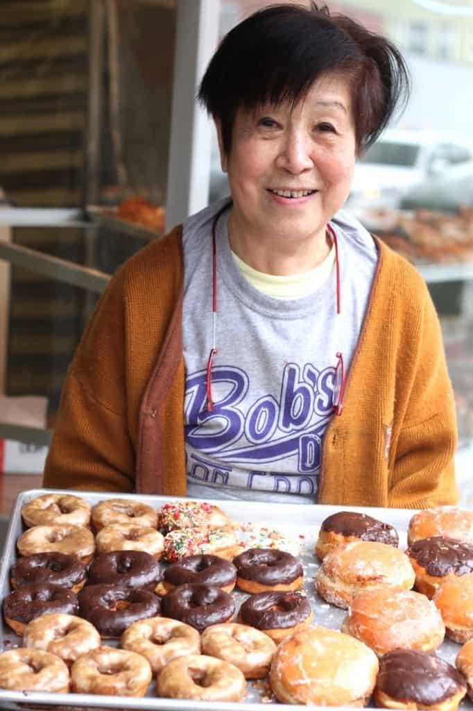 San Francisco Eats: Bob's Donuts