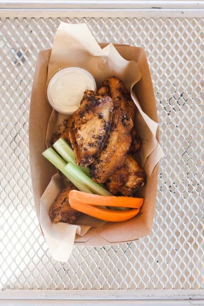 Female Foodie San Antonio: Revolutionary Wings