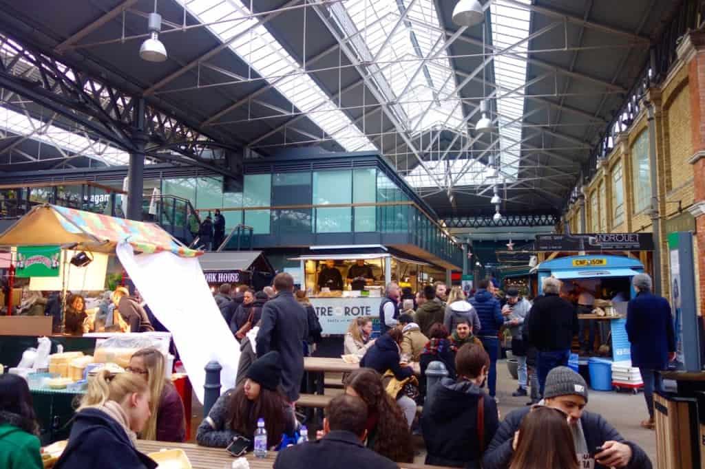 Female Foodie London: Breakfast Club & Spitalfields Market