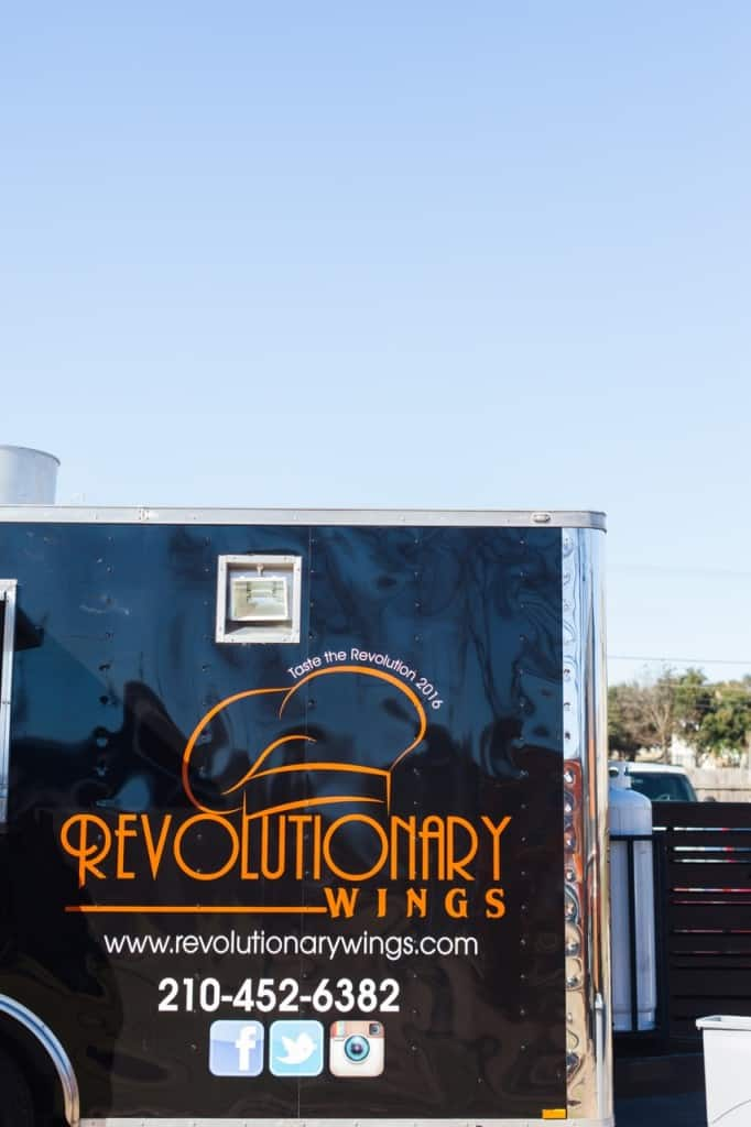 Female Foodie San Antonio: Revolutionary Wings