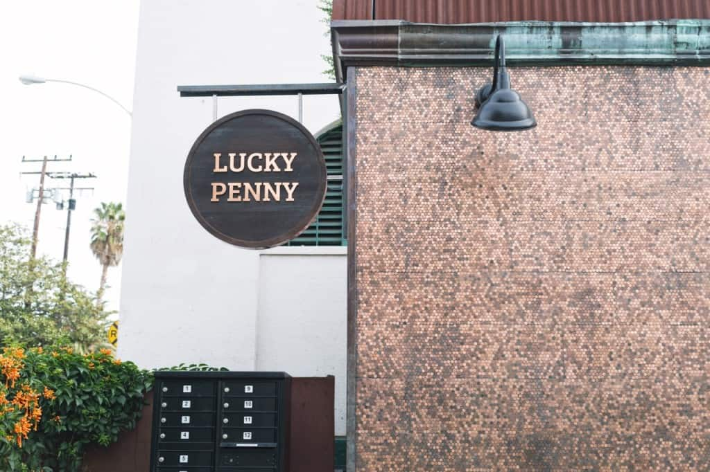 Female Foodie Santa Barbara: Lucky Penny