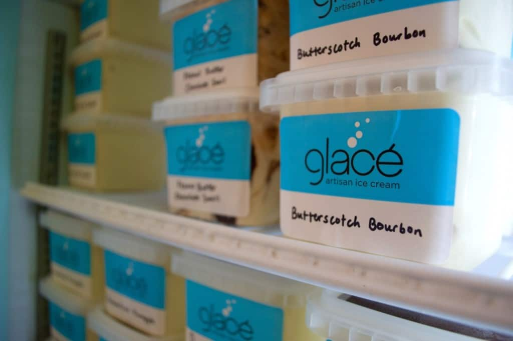 Female Foodie Kansas City: Glacé
