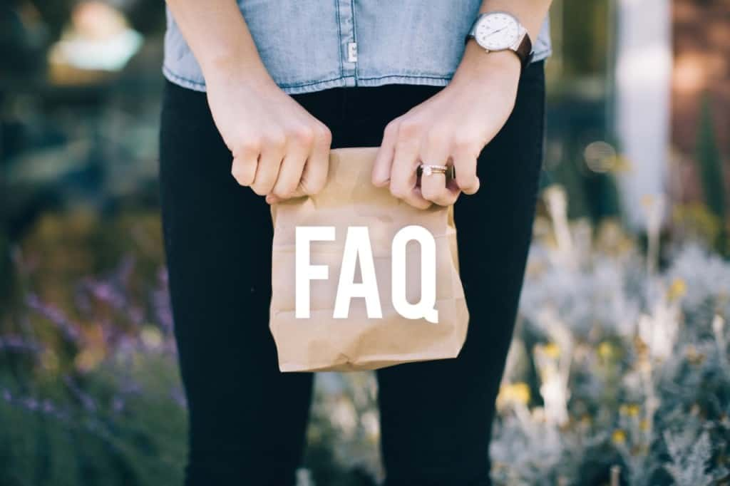 Female Foodie: FAQ