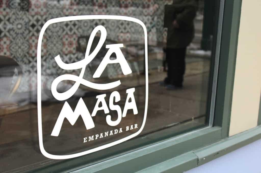 MILWAUKEE DINING: La Masa Empanada Bar