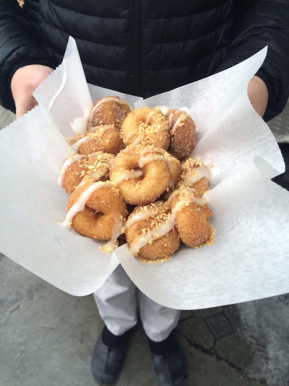 Female Foodie SLC: Art City Donuts