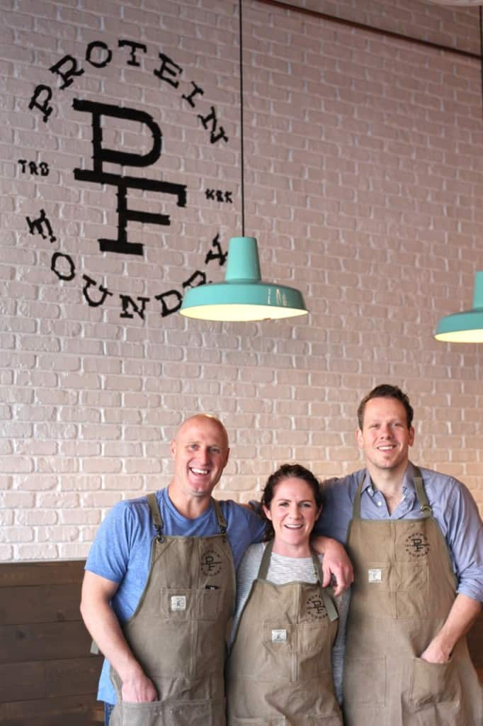 SLC restaurant: The Protein Foundry