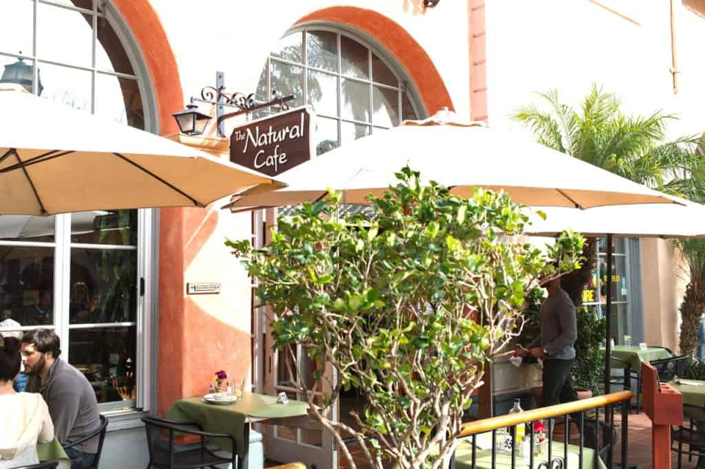 Santa Barbara Dining: The Natural Cafe