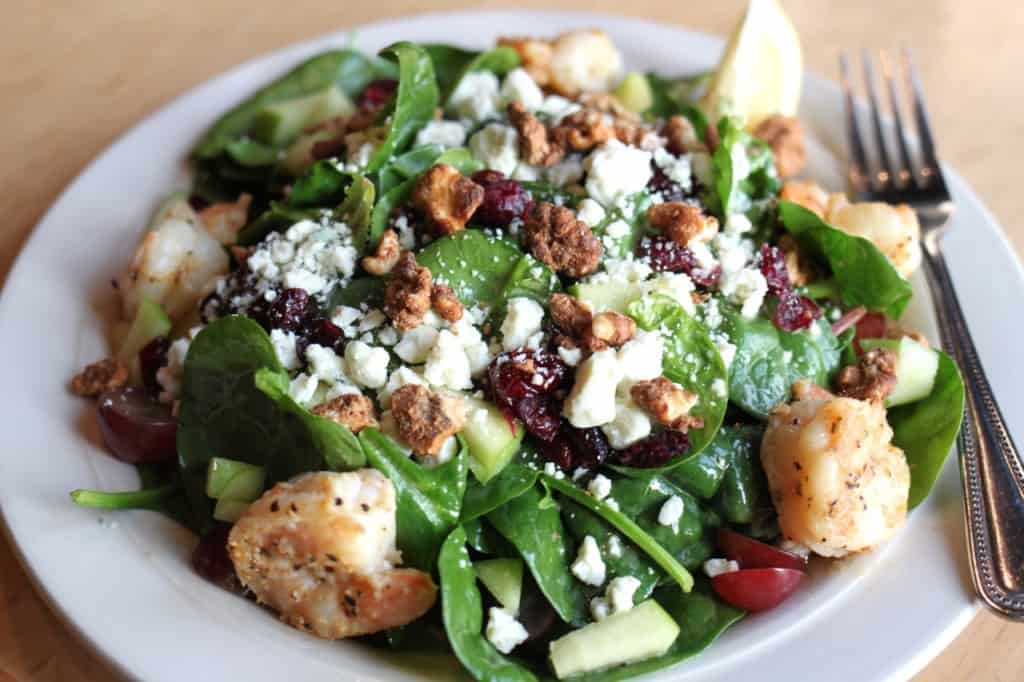Female Foodie: TOP 10 SALADS IN SALT LAKE CITY
