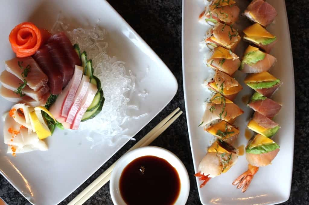 Female Foodie SLC: Sushi Groove
