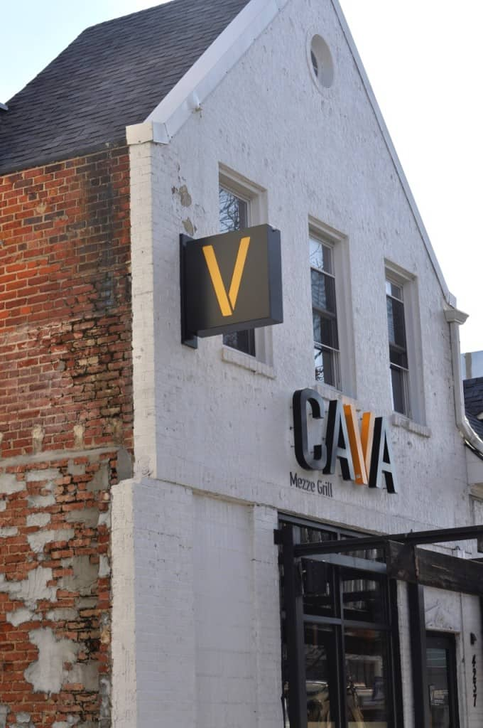 Female Foodie DC: Cava Grill