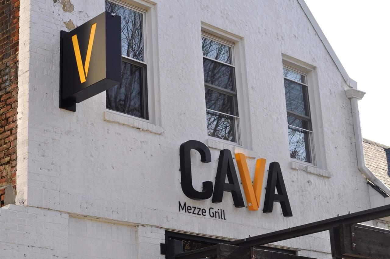 Female Foodie DC: Cava Grill