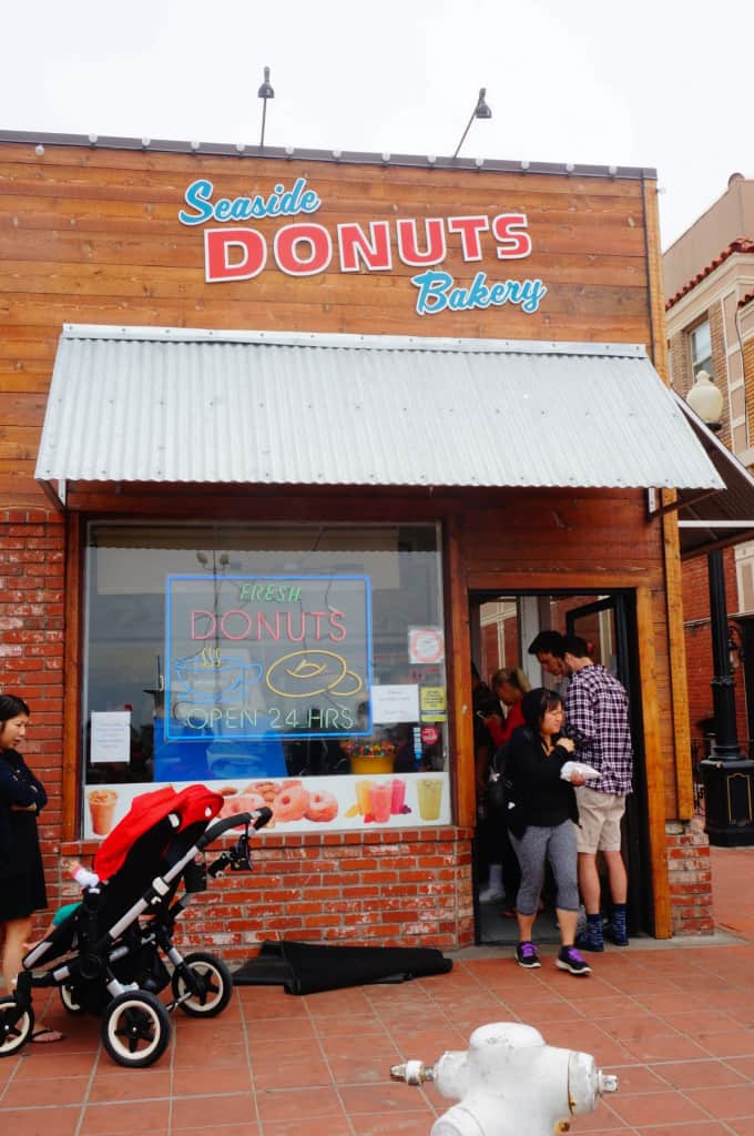 Female Foodie: Seaside Donuts