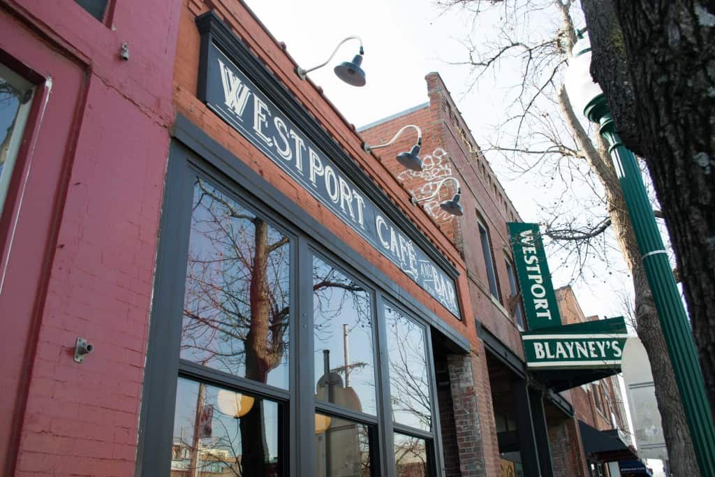 Female Foodie Kansas City: Westport Cafe & Bar