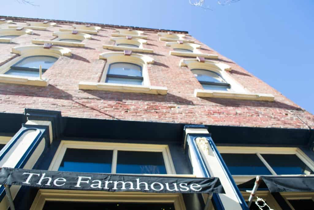 Female Foodie Kansas City: The Farmhouse