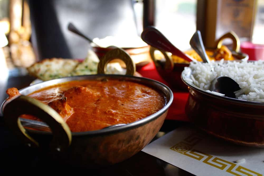 Chicken Tikka Masala at Spice Bistro in Salt Lake City, UT