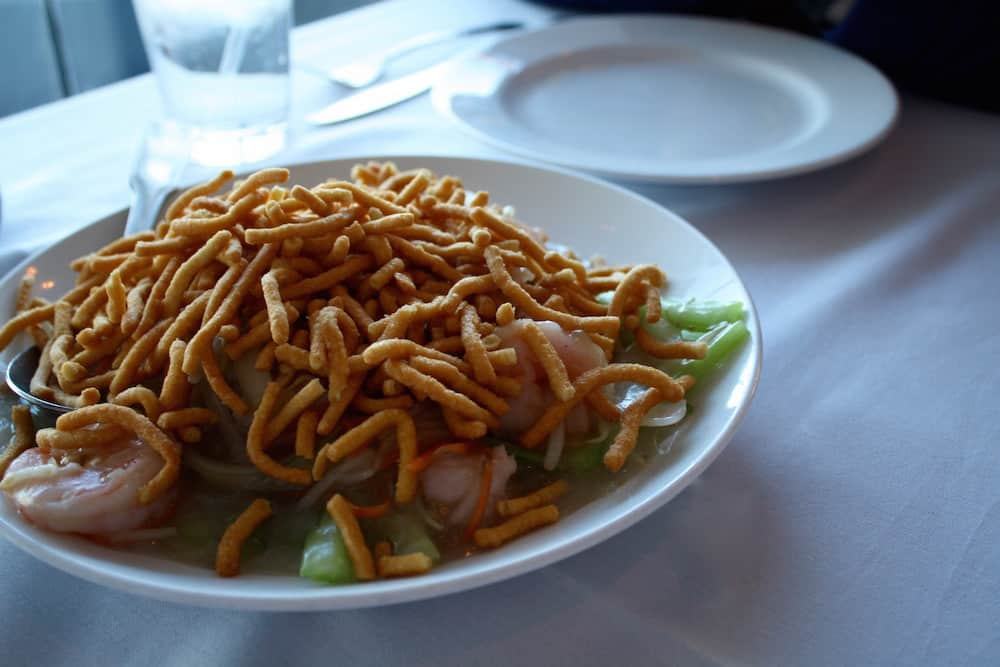 Chow Mein at Asian Star in Midvale, Utah