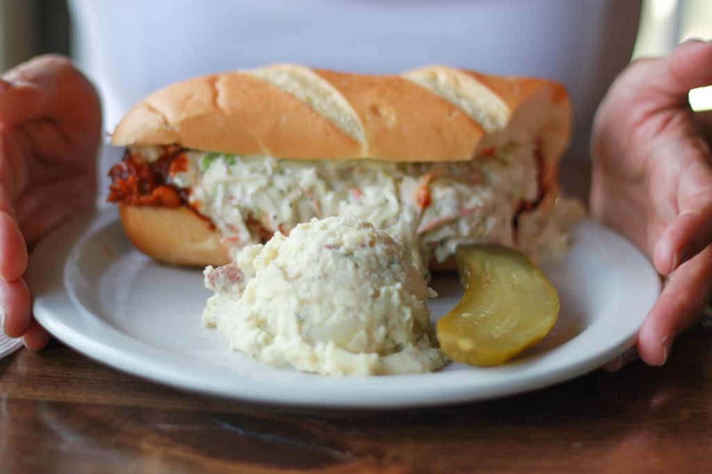 Female Foodie SLC: Feldman's Deli