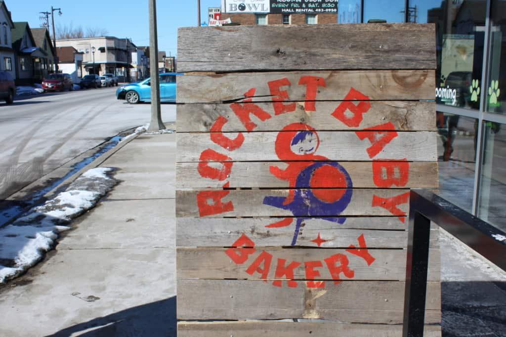 Female Foodie Milwaukee: Rocket Baby Bakery