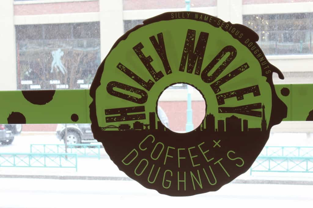 Female Foodie Milwaukee: Holey Moley