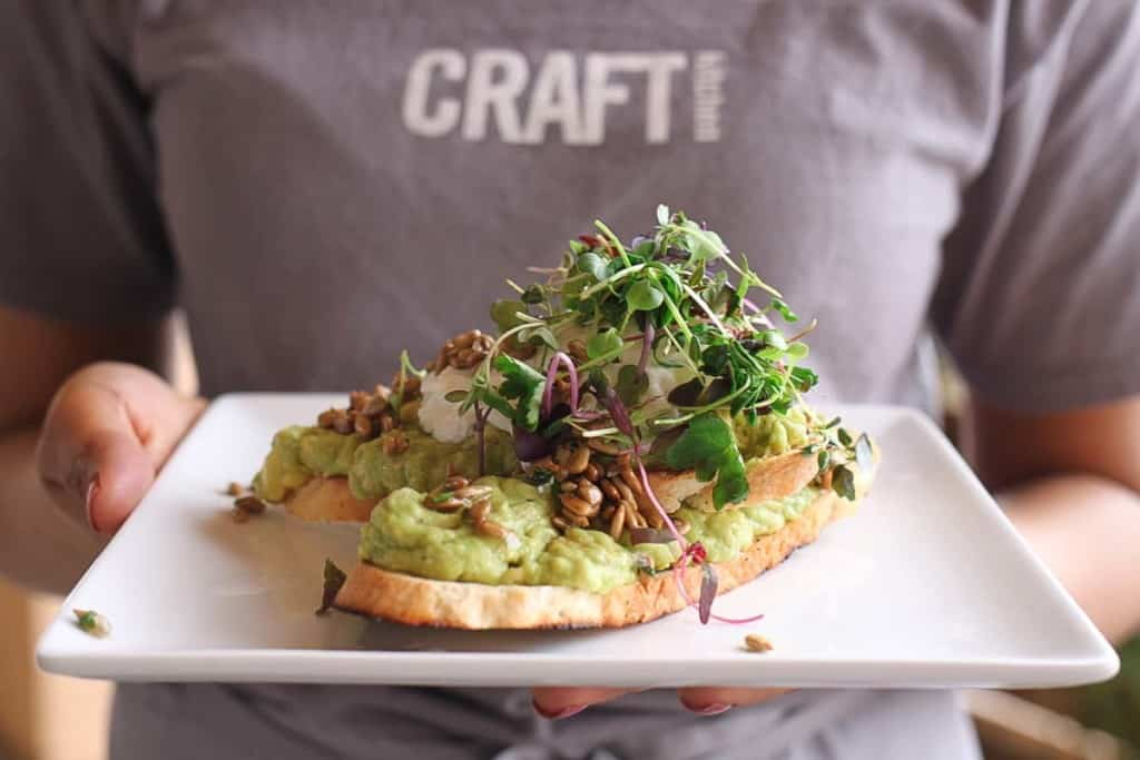 Female Foodie Las Vegas: Craft Kitchen