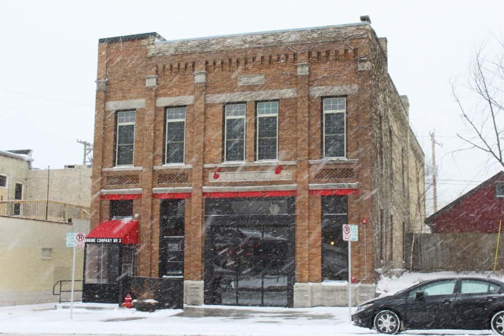 Female Foodie Milwaukee: Engine Company No. 3