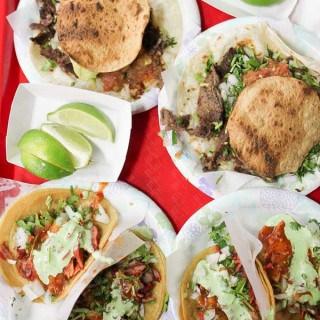 Las Vegas: Tacos El Gordo