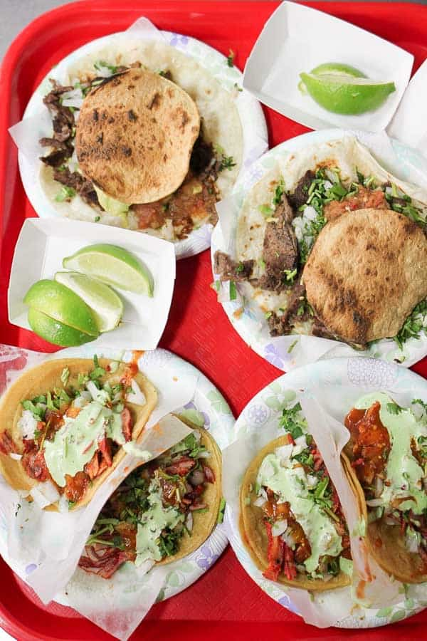 New Mexican Food Los Angeles