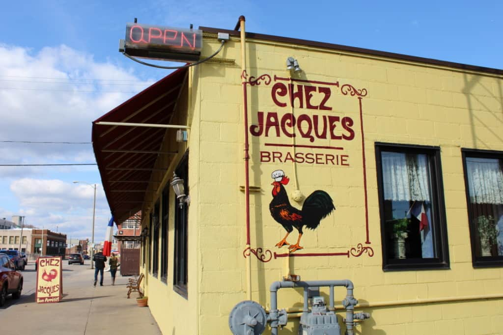 Female Foodie Milwaukee: Chez Jacques Brasserie