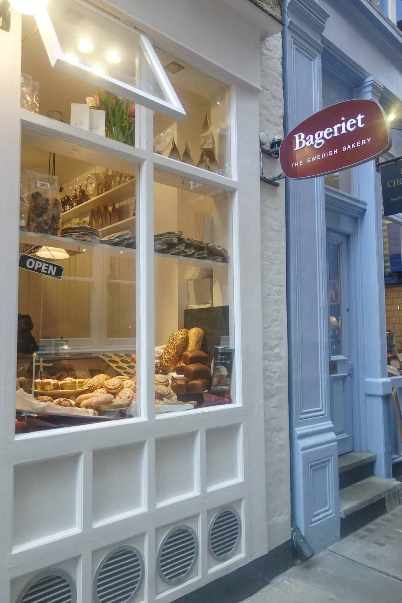 Female Foodie London: Bageriet