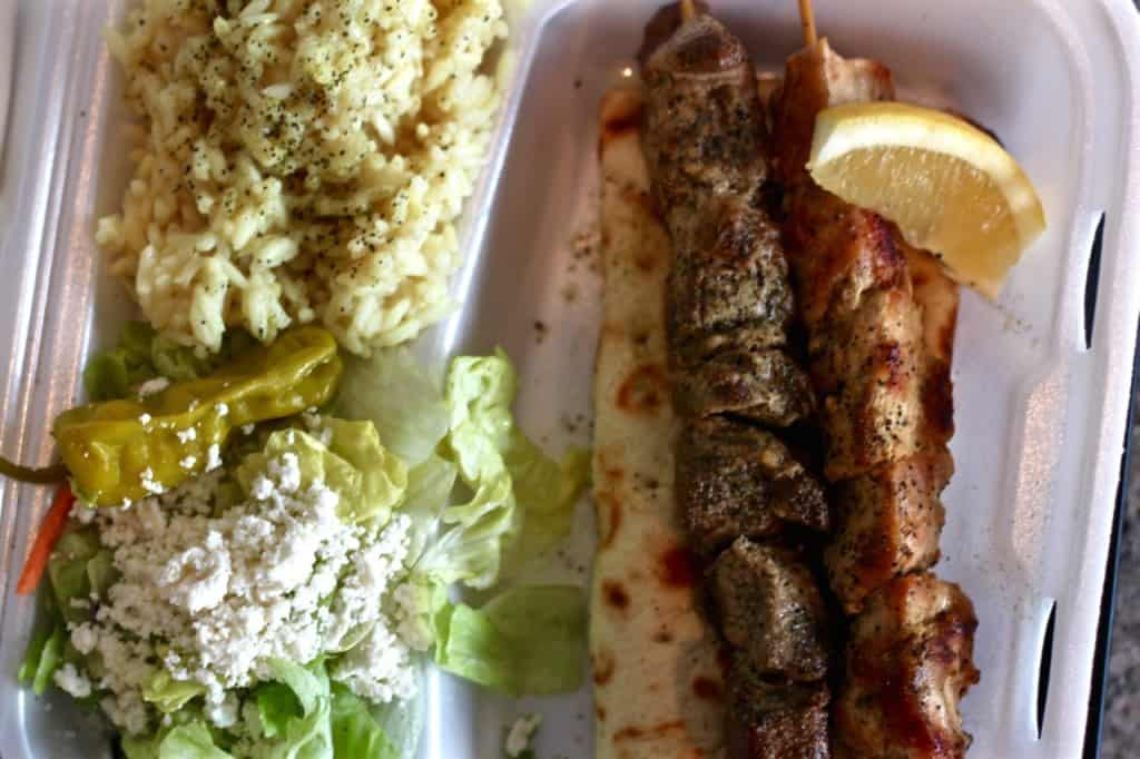 Female Foodie SLC: Greek City Grill
