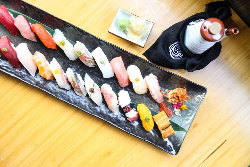 Female Foodie West Hollywood: Nori Sushi Bar
