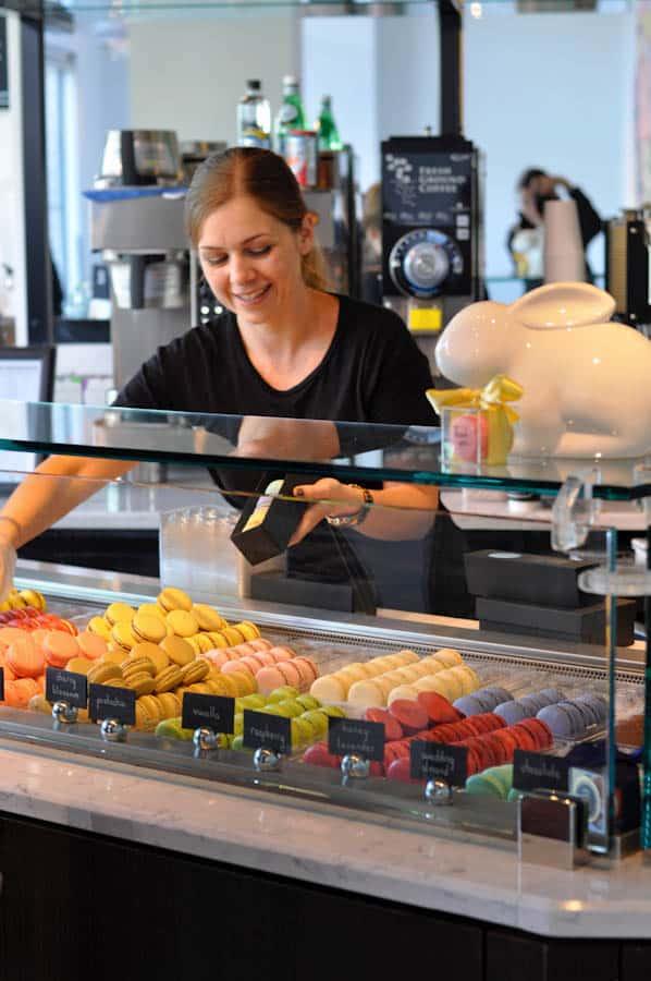 Female Foodie DC: Olivia Macaron