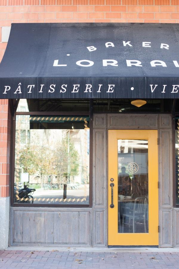 Female Foodie San Antonio: Bakery Lorraine