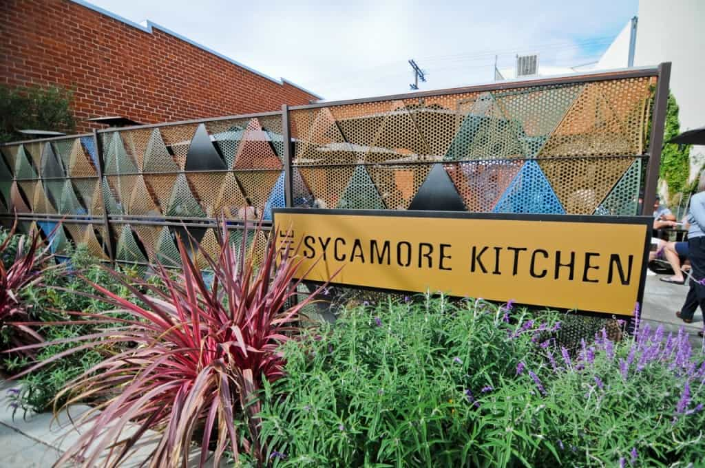 Female Foodie Los Angeles: The Sycamore Kitchen