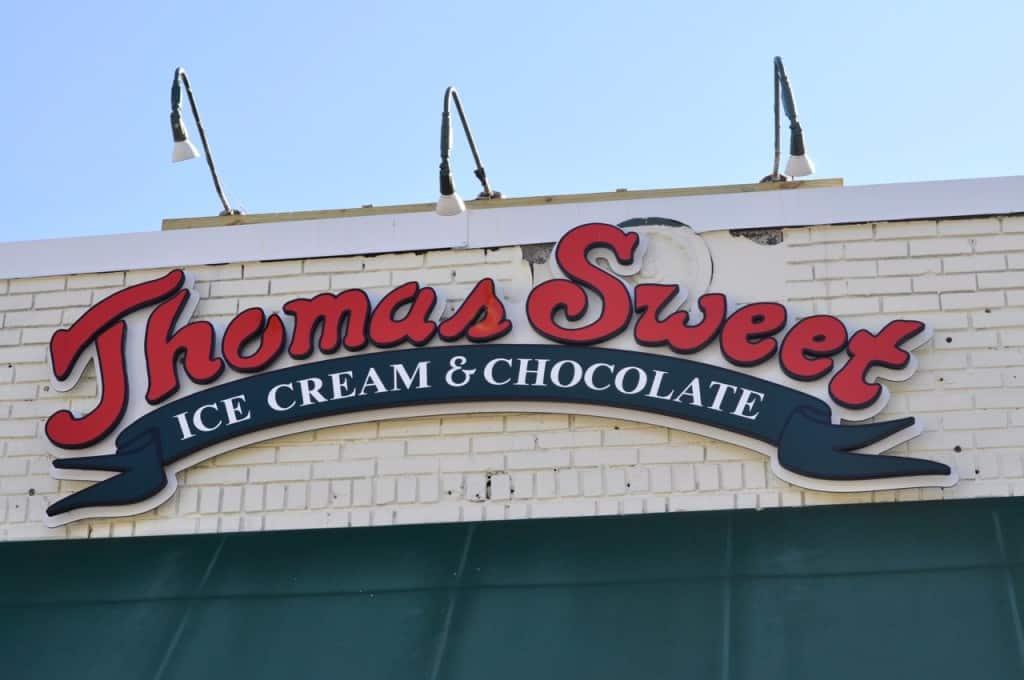 Female Foodie DC: Thomas Sweet