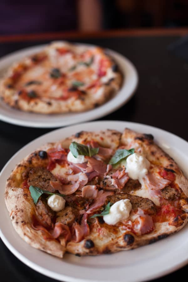 Female Foodie San Antonio: Dough Pizzeria Napoletana