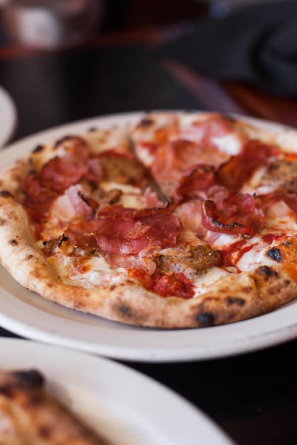 Female Foodie San Antonio: Dough Pizzeria Napoletana