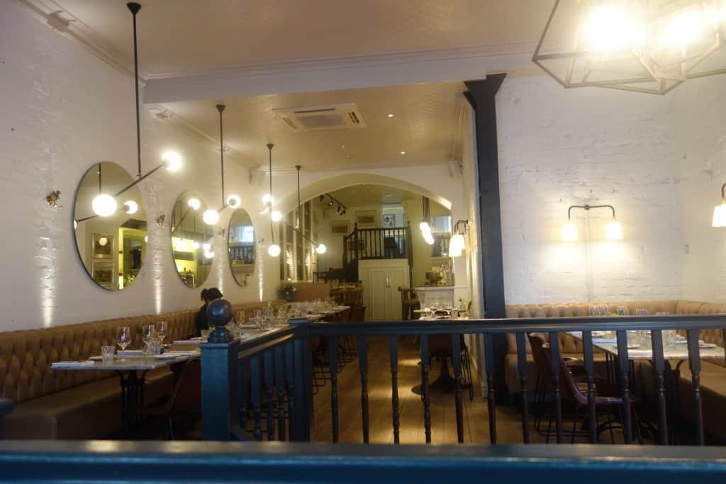 Female Foodie London: NAC
