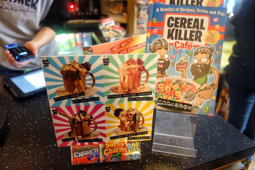 Female Foodie London: Cereal Killer Cafe