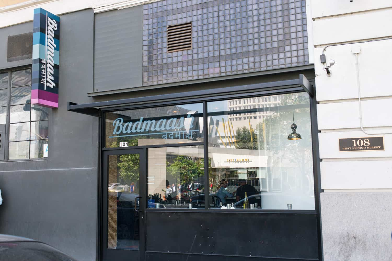 Badmaash Indian Restaurant Downtown La